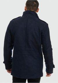 INDICODE JEANS - BRANDAN - Short coat - dark blue - 2