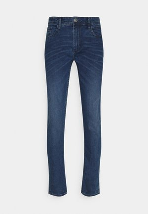 JET FIT - Slim fit jeans - denim middle blue