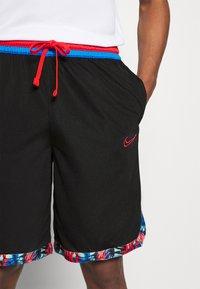 Nike Performance - DRY DNA  - Short de sport - black/chile red - 3
