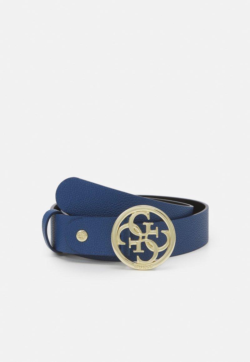 Guess - SANDRINE ADJUST PANT BELT - Pasek - blue