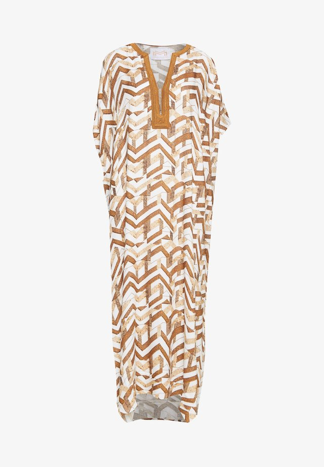 CAFTAN - Strand accessories - white/gold