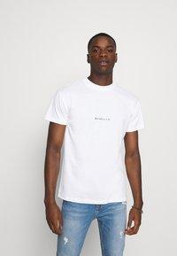 Mennace - ESSENTIAL REGULAR UNISEX 2 PACK - T-shirt basique - multi - 4