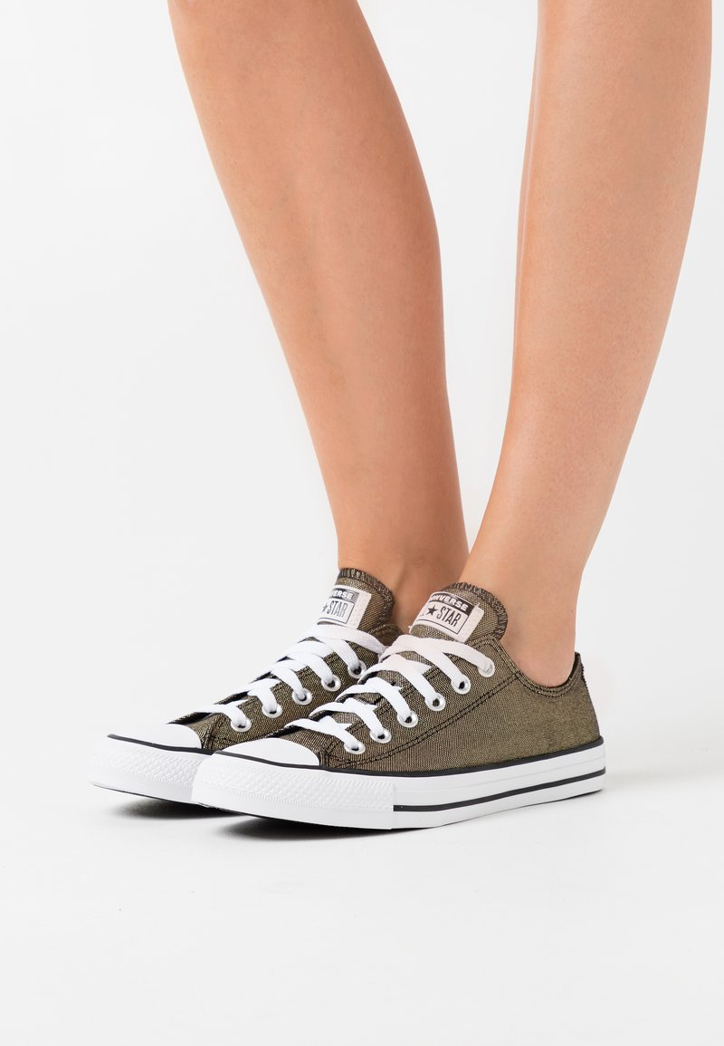 Converse - CHUCK TAYLOR ALL STAR - Joggesko - gold/black/white