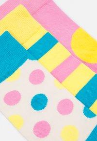 Happy Socks - CANDY COLOUR 3-PACK - Socks - multi - 1