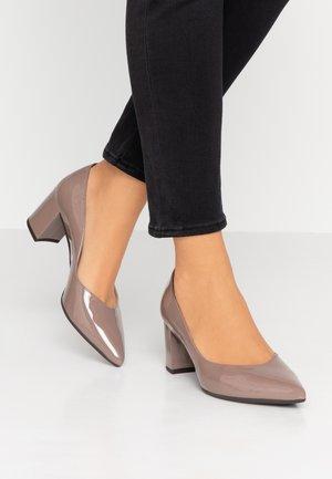 NAJA - Classic heels - nude