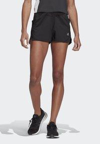 adidas Performance - HEAT.RDY RUNNING SHORTS - Pantaloncini sportivi - black - 0
