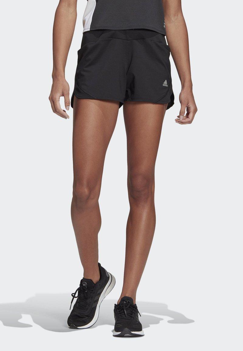 adidas Performance - HEAT.RDY RUNNING SHORTS - Pantaloncini sportivi - black