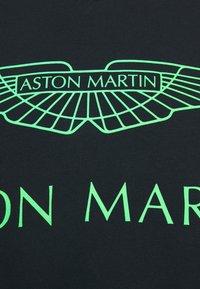 Hackett Aston Martin Racing - LOGO CREW - Mikina - navy - 2