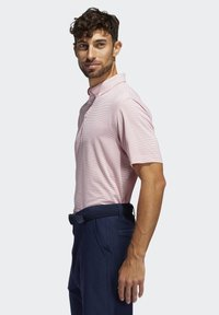 adidas Golf - ADIPURE OTTOMAN POLO SHIRT - Funktionsshirt - red - 2
