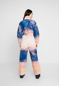 Topshop - SNO PRINTED AIO - Overal - pink/yellow - 3