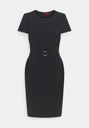 KILINA - Jersey dress - dark blue