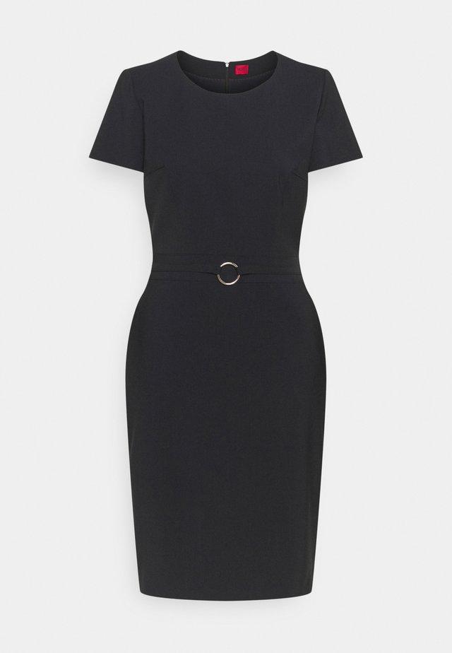 KILINA - Sukienka z dżerseju - dark blue