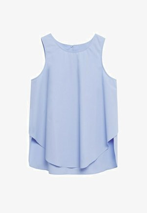 Camicetta - hemelsblauw