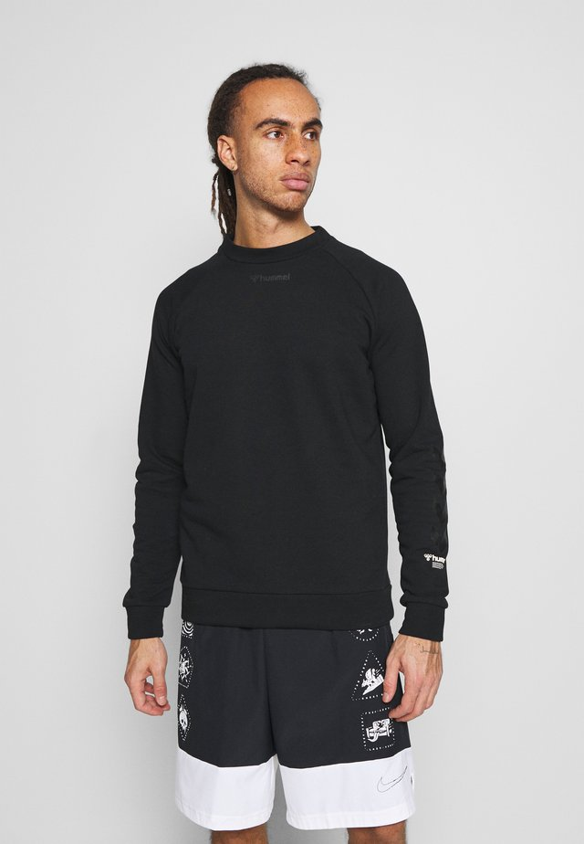 ISAM - Sweatshirt - black