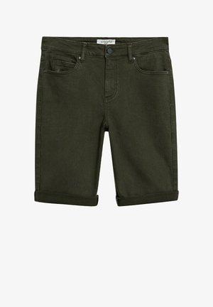 SODAC - Denim shorts - khaki