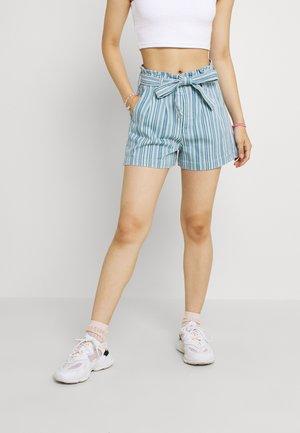 MOM - Denim shorts - retro indigo