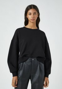 PULL&BEAR - Sweatshirt - black - 0