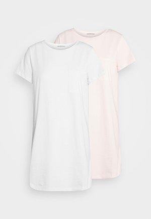 2 PACK - Nightie - pink