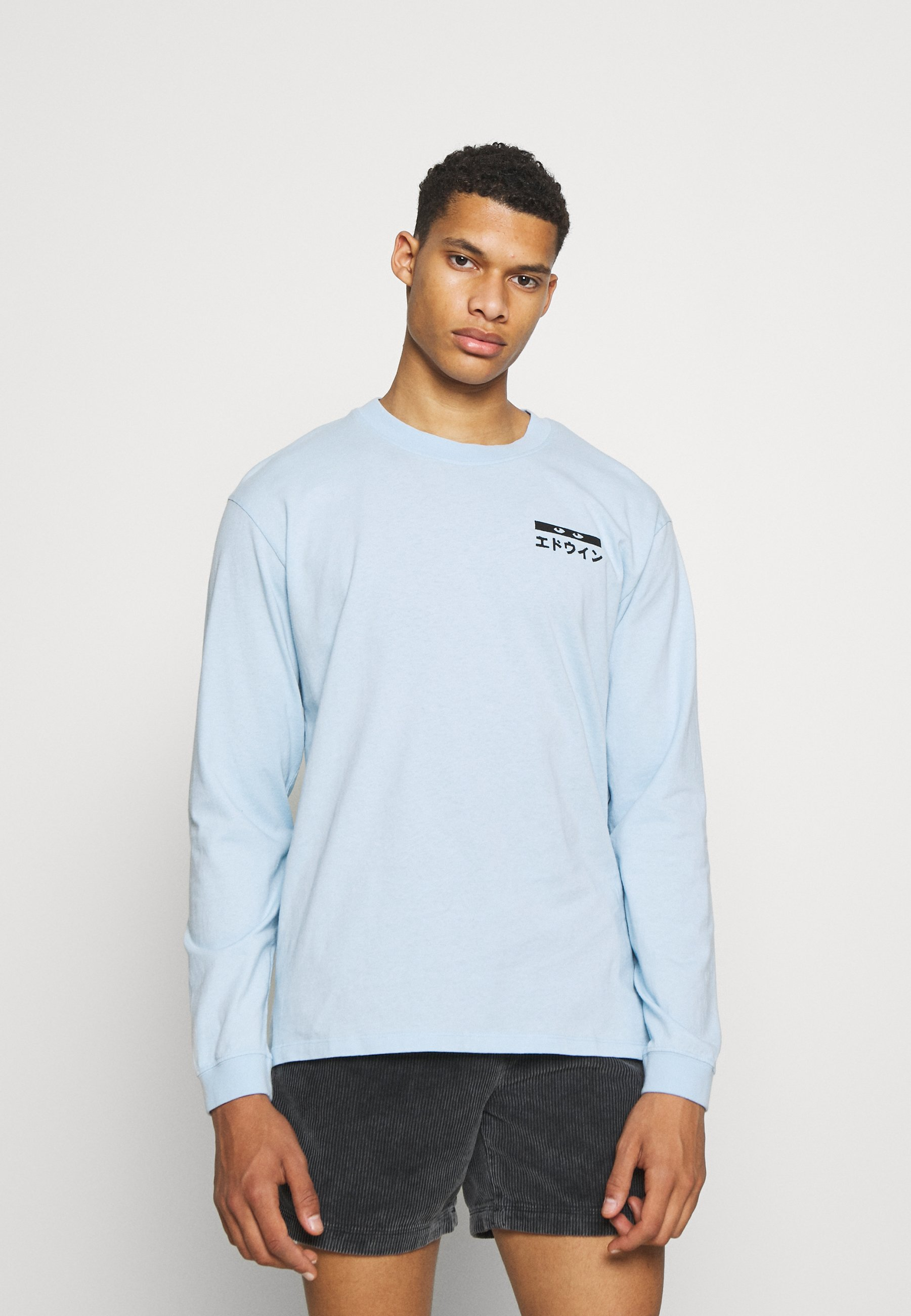 Men HANADOBORO UNISEX - Long sleeved top