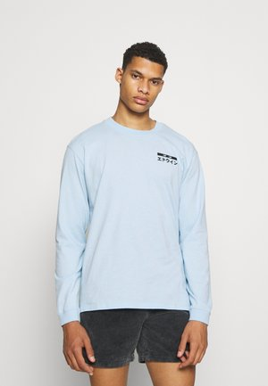 HANADOBORO UNISEX - Pitkähihainen paita - light blue