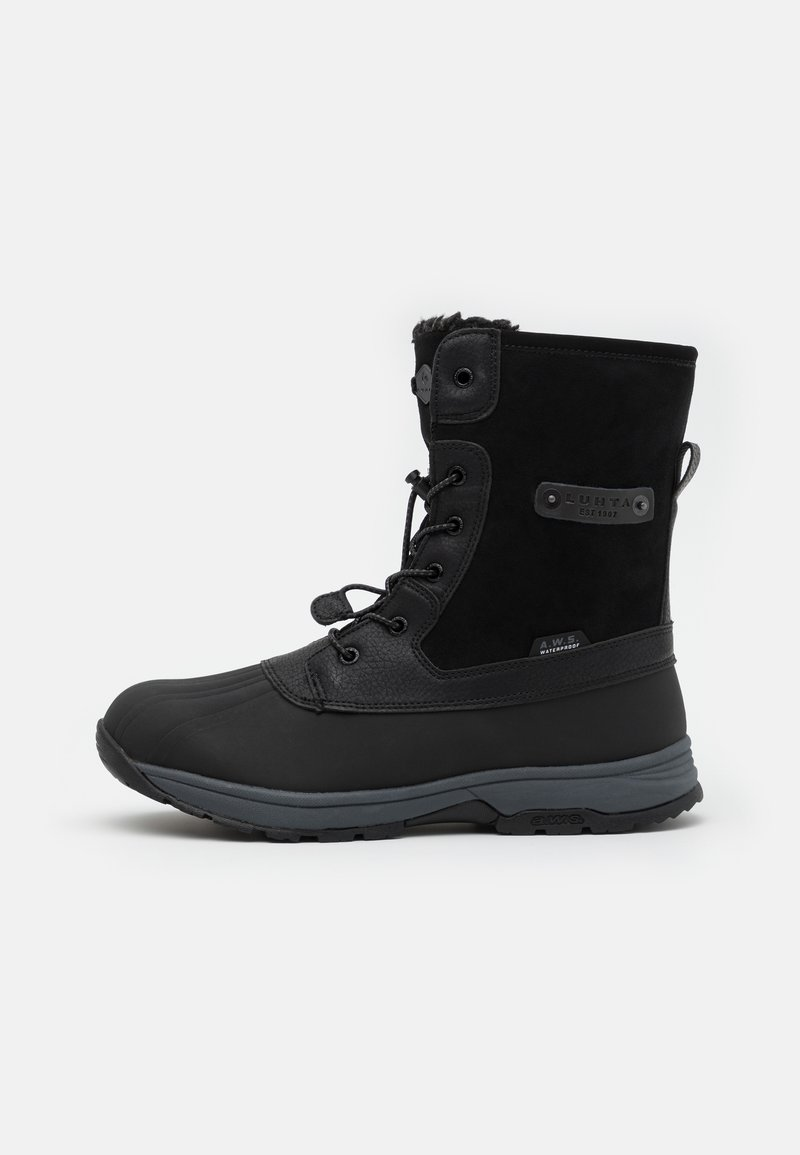 Luhta - TUTTU - Botas para la nieve - black