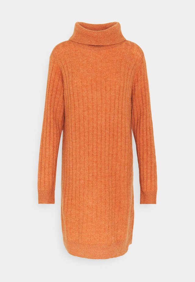 YASCAMPUS DRESS - Jumper dress - auburn