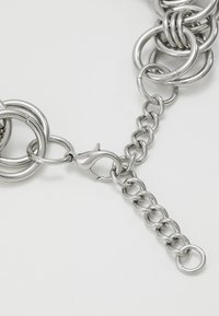 Uncommon Souls - CHUNKY CHAIN NECK - Necklace - silver-coloured - 2