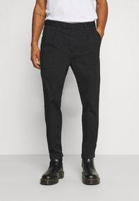 AllSaints - JAVAN - Trousers - blue - 0