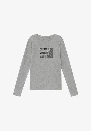 TEENS DREAM  - Camiseta de manga larga - grau
