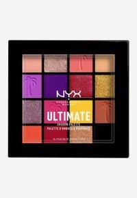 Nyx Professional Makeup - ULTIMATE SHADOW PALETTE FESTIVAL - Palette fard à paupière - 13 festival - 1