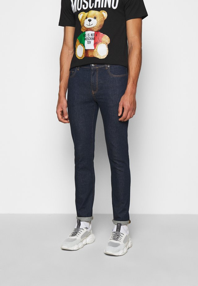 TROUSERS - Slim fit jeans - fantasy blue
