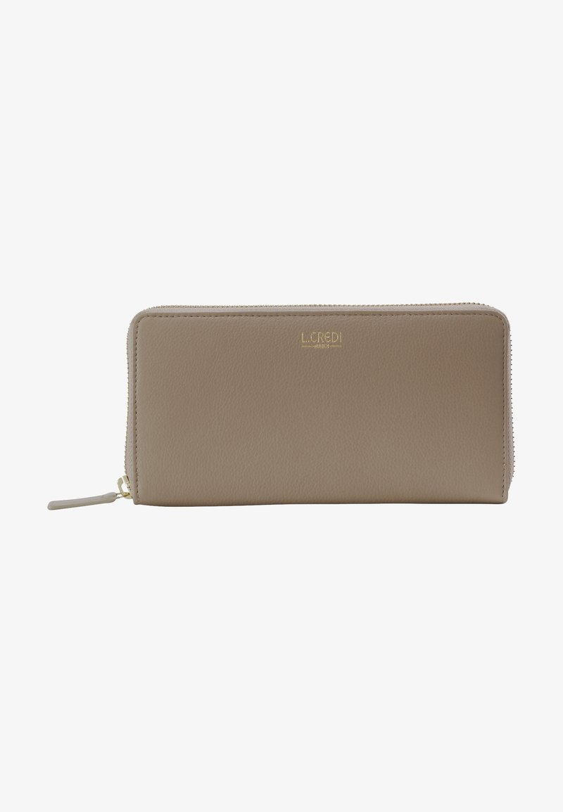 L. CREDI - EVELYN  - Wallet - taupe