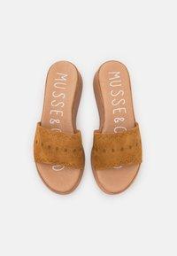 Musse & Cloud - MIMI - Sandaler - brown - 5
