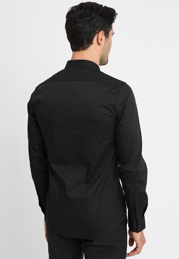 Antony Morato SLIM FIT - Koszula biznesowa - nero/czarny Odzież Męska DTZL