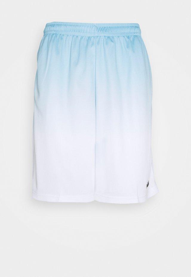 CORPORATE GRADIENTTE - Shorts - white