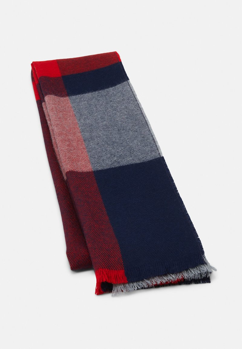 Johnstons of Elgin - Scarf - red
