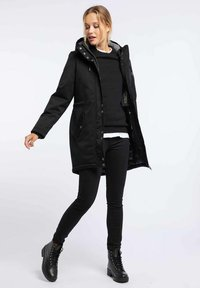 usha - Winter coat - black - 1