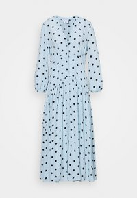 Ghost - ALANYA DRESS - Robe d'été - light blue/black - 4