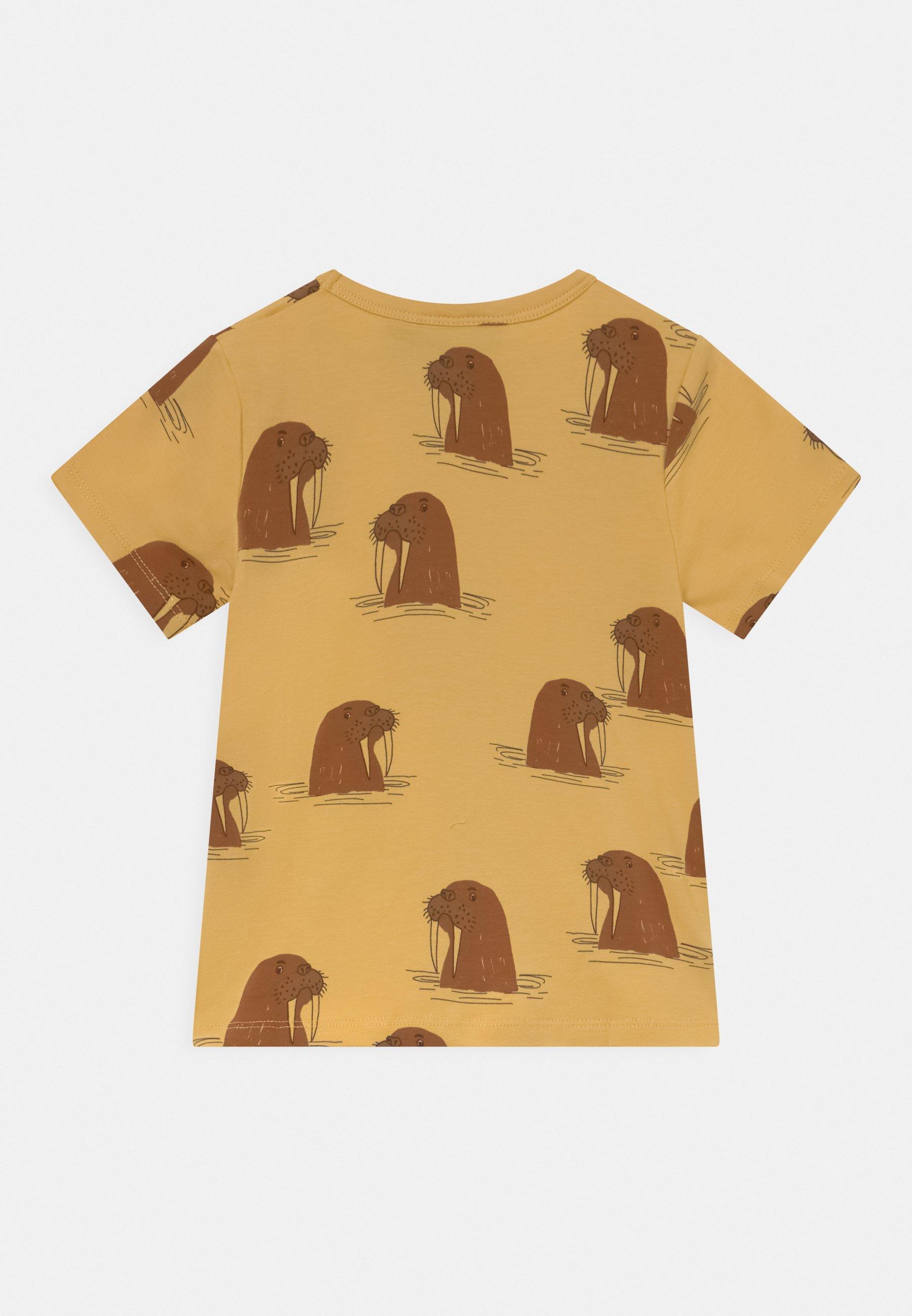 Kids WALRUS TEE UNISEX - Print T-shirt