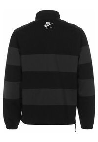 Nike Sportswear - AIR IDLAYER - Windbreaker - black/dk smoke grey/white - 1