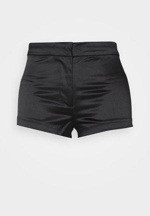AVA HOTPANTS - Shorts - black