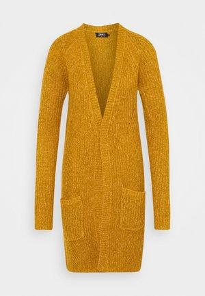 ONLBERNICE CARDIGAN  - Cardigan - golden glow