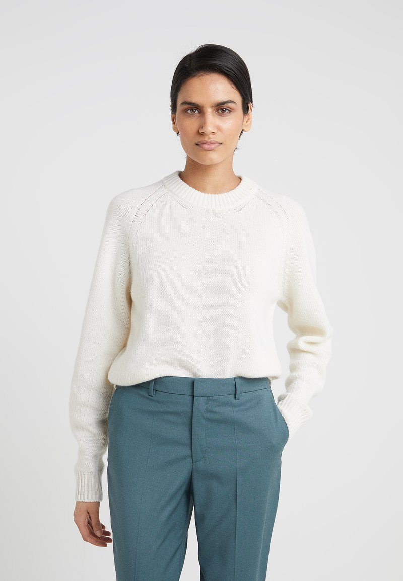 Filippa K - SOFT NECK  - Jumper - offwhite