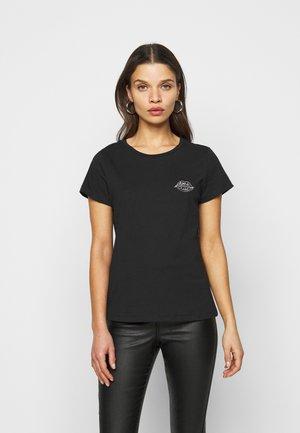 NMNATE HART - Print T-shirt - black