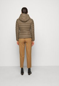 Save the duck - GIGAY - Winter jacket - coffee brown - 2