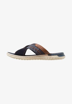 IDAHO - Sandaler - dark blue