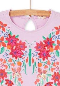 Du Pareil au Même - Print T-shirt - parma violet - 5