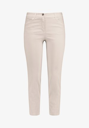 Slim fit jeans - beige