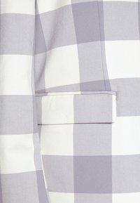 Monki - GRACE - Blazer - grey check - 5