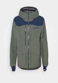 Norrøna - TAMOK GORE-TEX PRO JACKET - Hardshell jacket - grey - 5